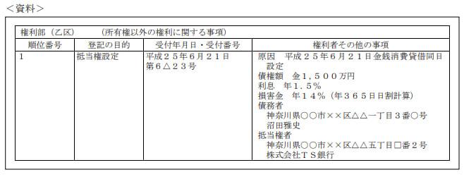 2020年9月実施日本FP協会FP2級実技試験第8問の資料